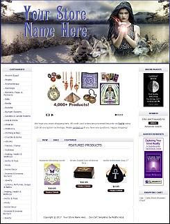New Age Store Demo