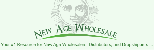 2019 New Age Wholesale Directory (1,200 Metaphysical Wholesalers) - $24 95 -