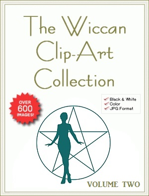 The Wiccan Clip-Art Collection: Volume Two