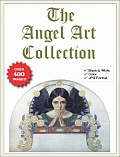 angel art collection volume one cover